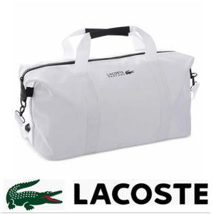 Lacoste Duffle Bag Gym Holdall Weekender Preppy